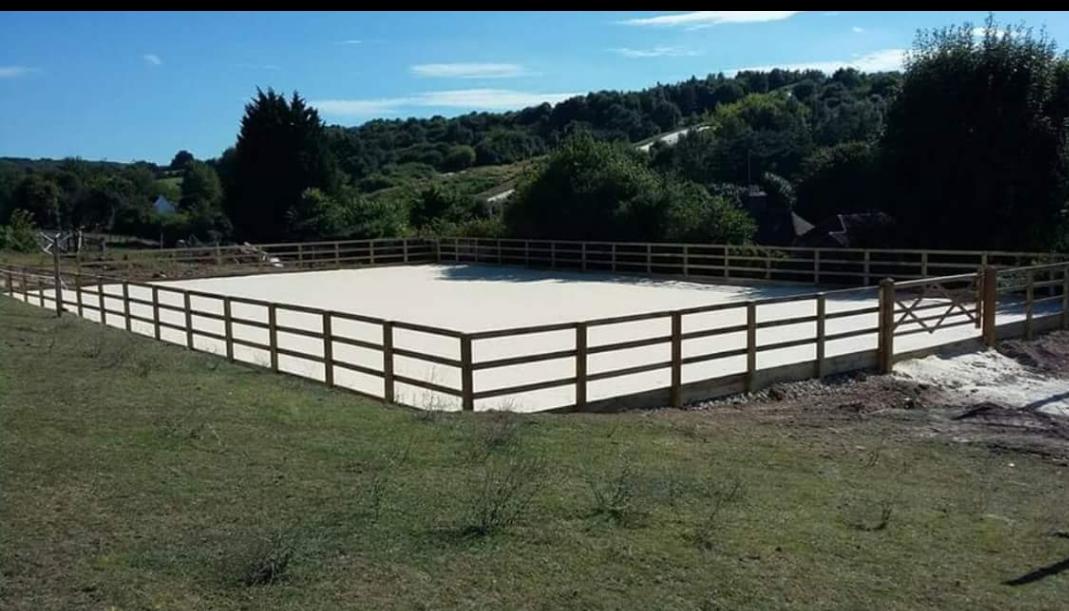 silica sand school in Kent